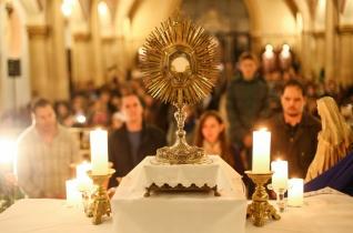 Közelebb kerülni Krisztushoz! – Állandó szentségimádás indul a Lehel téri templomban