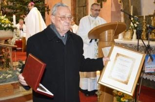 Széll Kálmán professzor vehette át először a Boldog Batthyány László-díjat