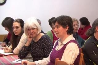 Nagyböjti lelkigyakorlatot tartottak a Székesfehérvári Egyházmegye pedagógusainak