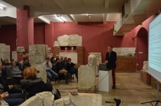 Szent Mártonról és helyi legendáiról indult előadás-sorozat Szombathelyen