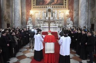 Országjárásra indul az Eucharisztikus Világkongresszus keresztje