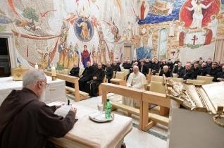Az engedelmesség kegyelem – A Pápai Ház szónokának negyedik nagyböjti prédikációja