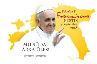 """""""Várjuk a béke és a remény szavait"""" – Ferenc pápa észtországi látogatásáról"""