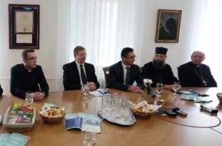 A történelmi egyházak és az önkormányzat együtt ünnepli a virágvasárnapot Debrecenben