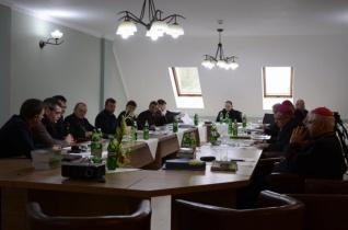 Megtartották az Ukrajnai Római Katolikus Püspöki Konferencia 50. ülését