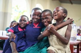 Bizalomra hangoltan élnek – A Szent Egyed közösség Dream-programja Malawiban