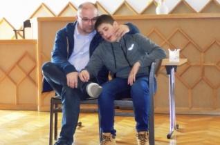 Egymásra hangolva – Apa-fia hétvégét tartottak Szombathelyen