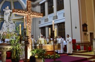 Keszthelyre érkezett az eucharisztikus kongresszus missziós keresztje – KÉPRIPORT