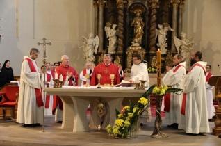 Magyar főpásztori szentmise Prágában Szent Adalbert ünnepén