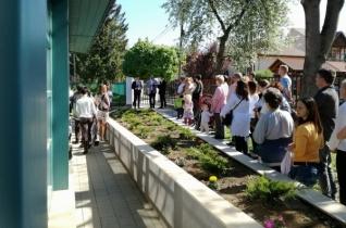 Megáldották a vác-deákvári Szent Család Katolikus Óvoda új épületrészét