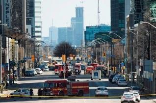 Thomas Collins kanadai bíboros, érsek nyilatkozata a torontói gázolásos merényletről