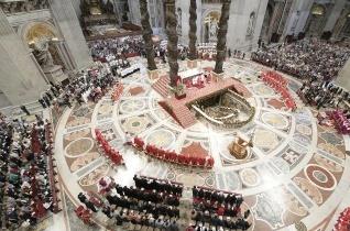 Ferenc pápa: Mennyire jót tenne, ha mindennap befogadnánk az élet-helyreállítót!