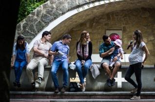 A párkapcsolat és az elköteleződés volt a pálosszentkúti pünkösdi ifjúsági találkozó témája