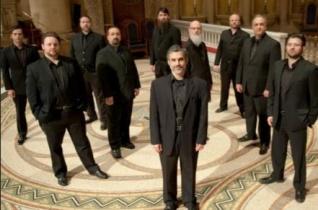 Először lép fel Magyarországon a bizánci egyházzenét éneklő Cappella Romana