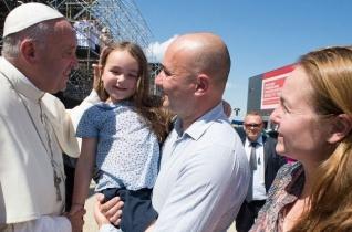 Teljes búcsút nyerhetnek a családok dublini világtalálkozójának résztvevői