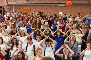 KÖVET Nyíregyházán – Ismét találkoztak a Debrecen-Nyíregyházi Egyházmegye középiskolásai