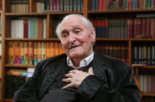 Elhunyt Kányádi Sándor költő, író, műfordító