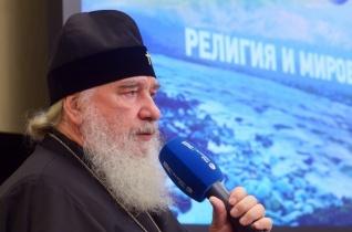 Súlyos kijelentések egy ortodox metropolitától: A katolikusok is eretnekek