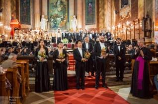 Wagner vs. Bruckner – Nagyszabású koncertet tartottak a nagyváradi székesegyházban
