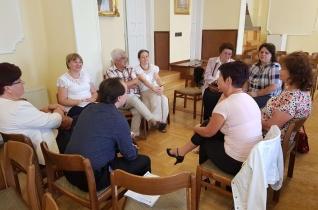 Tanévzáró találkozót tartottak a Debrecen-Nyíregyházi Egyházmegye hitoktatói