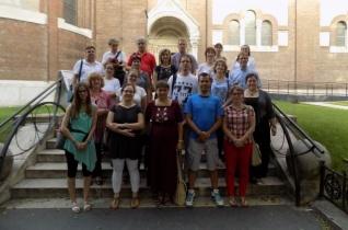 Szegedi konferencián jártak a szombathelyi mentorjelöltek