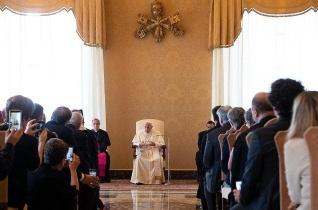 Ferenc pápa: Sok fájdalommal és üldözéssel megpróbált a közel-keleti keresztények tanúságtétele