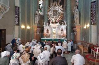 350 éve került Radnára a csodatévő Mária-kép