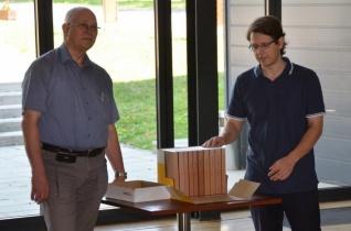 A Magyar Nyelv Múzeumába került a szegedi kézzel másolt Biblia hasonmás kiadása