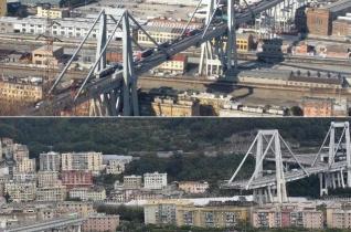 Az Olasz Püspöki Konferencia elnökének nyilatkozata a genovai híd összeomlása után
