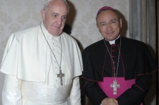 A venezuelai Edgar Peña Parra érseket nevezte ki helyettes államtitkárrá a pápa