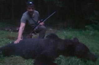 Kilőtték a Böjte Csaba gyermekotthonába betörő medvét Tusnádfürdőn