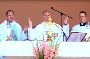 Legyünk bátran a remény emberei! – Főbúcsút tartottak Máriagyűdön