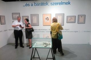 Aki képekben látta a világot – Huszárik Zoltán rajzai a Műcsarnokban
