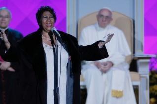 """Elhunyt Aretha Franklin, a """"soul királynője"""""""