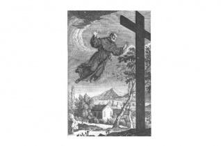 Copertinói Szent József, a repülő misztikus