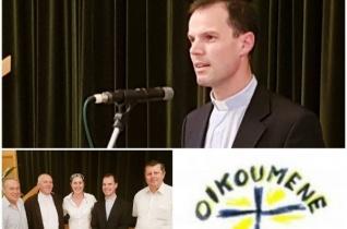 Teológiai előadás-sorozat indult a váci Credo-házban