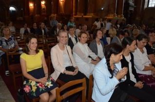 Veni Sanctét ünnepeltek a Szombathelyi Egyházmegye hitoktatói