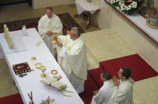 Főpásztori szentmisével adtak hálát a soproni Szent István-templom felszentelésének évfordulóján
