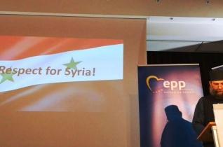 Az Európai Néppárt konferenciáján tartott előadást Kocsis Fülöp