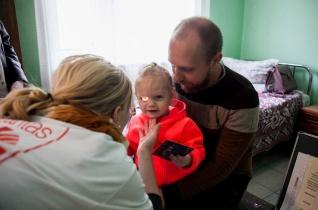 Egyéves a Karitász Orvosmissziója