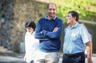 Először vezeti civil igazgató az esztergomi ferences gimnáziumot – Interjú  Szánthó Gellérttel