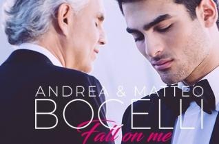 Fall On Me – Andrea Bocelli és fia, Matteo közös dalukkal meghódítják a világot