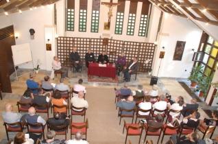 A Nemzetközi Eucharisztikus Kongresszus jegyében találkoztak az állandó diakónusok