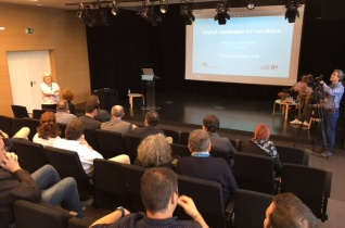 Európai keresztény szakmai találkozón vettek részt az egri rádiósok