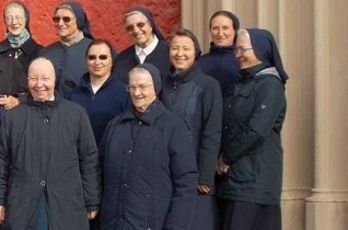 Vincés nővérek jubileumi ünnepe Grazban