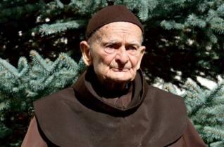 Elhunyt Daczó Árpád Ernő Lukács erdélyi ferences szerzetes