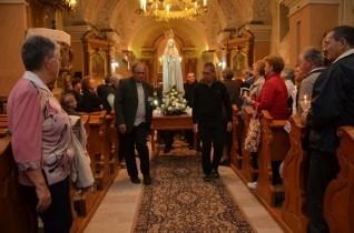 Udvardy Györggyel ünnepelték a Fatimai Szűzanyát a vajdasági Martonoson