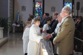 Kettős jubileum a montreali magyar plébánián