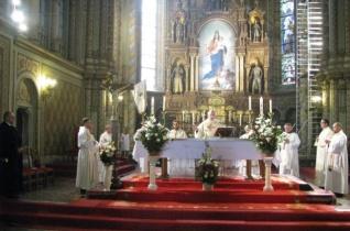 Böjte Csabával ünnepelték a temesvári Millenniumi templom búcsúját
