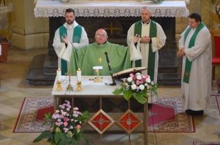 Lelkigyakorlaton vettek részt a Kaposvári Egyházmegye katolikus iskoláinak dolgozói